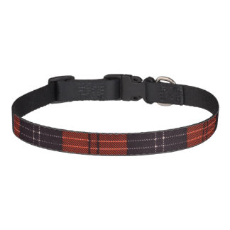 Ramsay Clan Plaid Scottish tartan Pet Collar