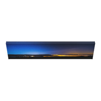 Ramsbottom Cloud Inversion Canvas Print