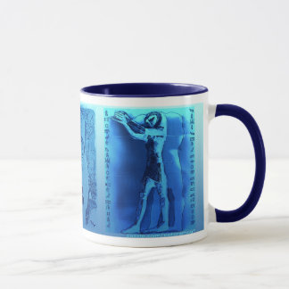 Ramses under Horus ' protection Mug
