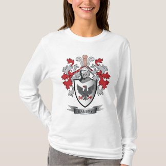 Ramsey Family Crest Coat of Arms T-Shirt