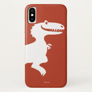 Ramsey Silhouette iPhone X Case