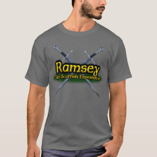 Ramsey The Scottish Experience Clan Ramsay T-Shirt