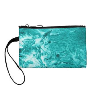 Ran norse goddess coin purse clutch