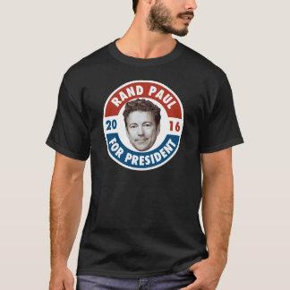Ran Paul for President 2016 T-Shirt