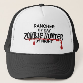 Rancher Zombie Hunter Trucker Hat