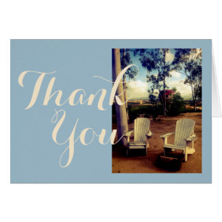 Rancho Del Vinedos Temecula Thank You cards chairs