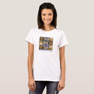 Rancho Del Vinedos Temecula vintage image t-shirt