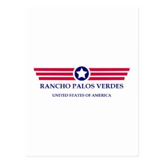 Rancho Palos Verdes Pride Postcard