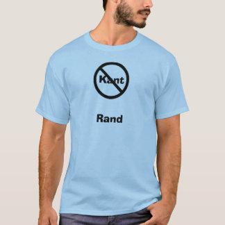 Rand over Kant T-Shirt