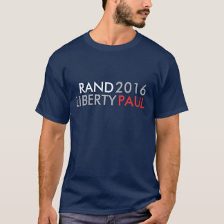 Rand Paul 2016 Deter Foreign Aggression T-Shirt