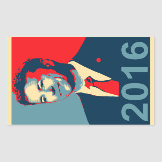 Rand Paul 2016 Obama Style Stickers