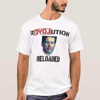 Rand Paul 2016 Revolution Reloaded T-Shirt