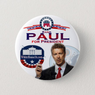Rand Paul for President Button