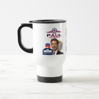Rand Paul for President Travel Mug