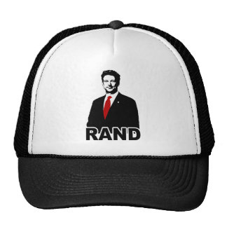 Rand Paul Trucker Hat