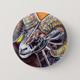 Randall the Ram 2 Inch Round Button