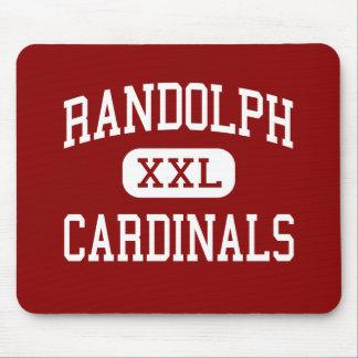 Randolph - Cardinals - High - Randolph Nebraska Mouse Pad