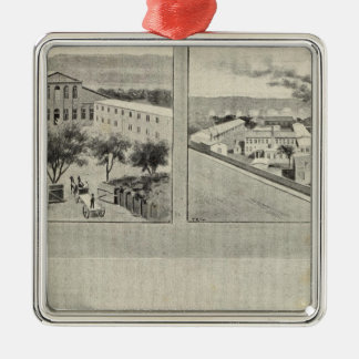 Randolph & Clowes, Waterbury Metal Ornament