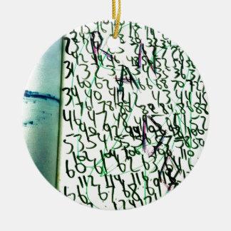 Random Ceramic Ornament