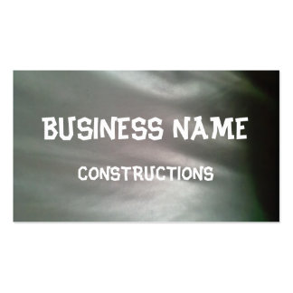 Random fabric business card