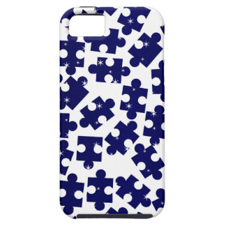 Random Jigsaw Pieces iPhone 5 Cover