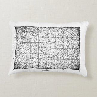 Random Points Accent Pillow