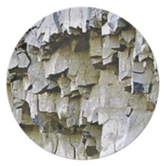 random rock ruffles plate