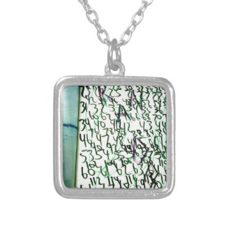 Random Silver Plated Necklace