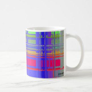 random weave 2 coffee mug