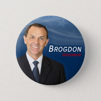 Randy Brogdon for Governor Button