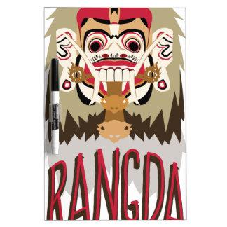 Rangda Dry-Erase Whiteboard