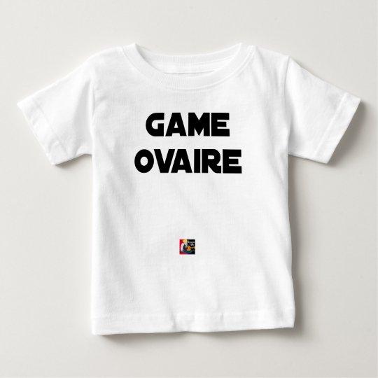 Range Ovary - Word games - François City Baby T-Shirt