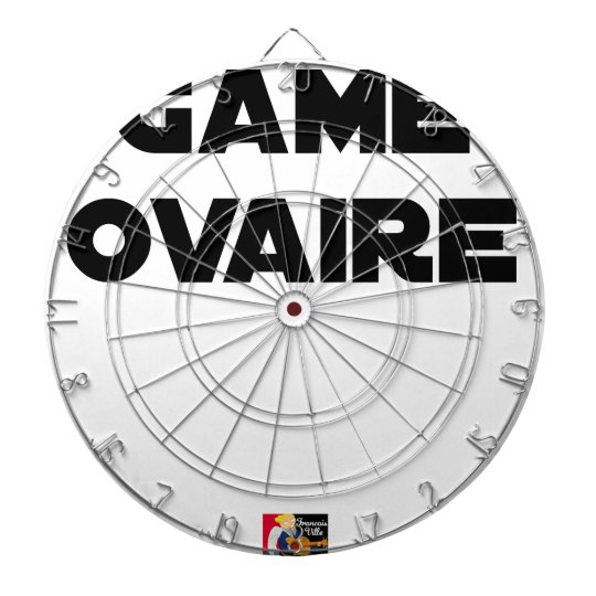 Range Ovary - Word games - François City Dartboard
