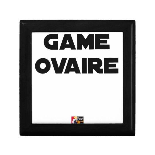 Range Ovary - Word games - François City Gift Box