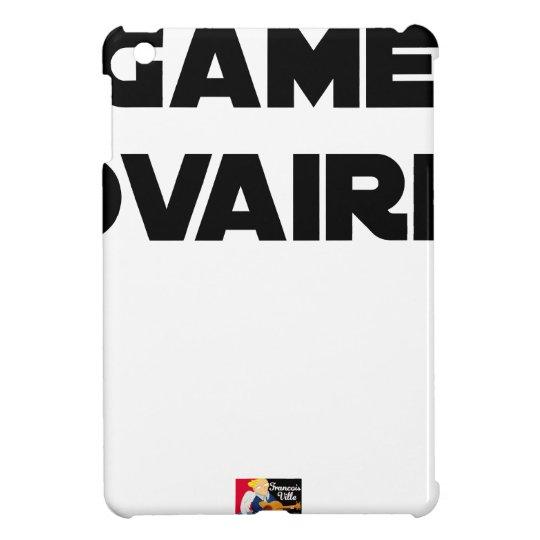 Range Ovary - Word games - François City iPad Mini Case