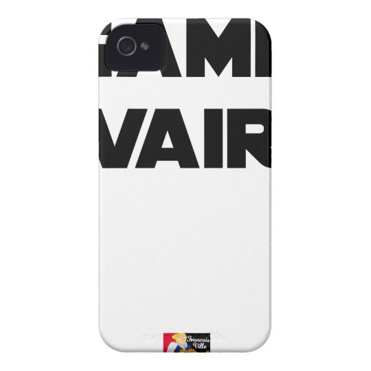 Range Ovary - Word games - François City iPhone 4 Case-Mate Cases