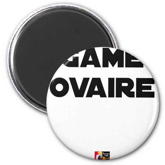 Range Ovary - Word games - François City Magnet