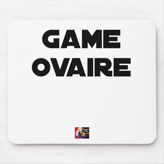 Range Ovary - Word games - François City Mouse Pad