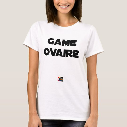 Range Ovary - Word games - François City T-Shirt