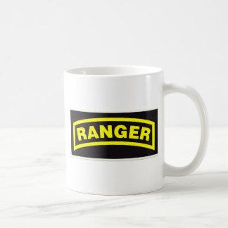 Ranger Classic White Coffee Mug