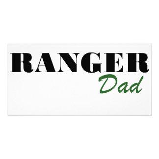 Ranger Dad Customized Photo Card