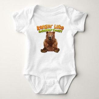 Ranger Luke: Rosemary Forest - Bear Bodysuit