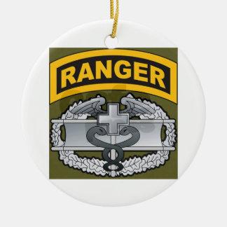 Ranger Medic Ceramic Ornament
