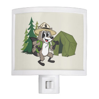 Ranger Rick | Great American Campout -Tent Night Lights