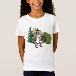 Ranger Rick | Great American Campout -Tent T-Shirt