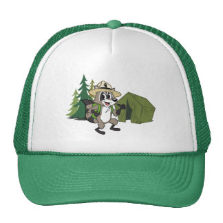 Ranger Rick | Great American Campout -Tent Trucker Hat