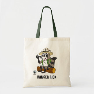 Ranger Rick | Great American Campout Tote Bag