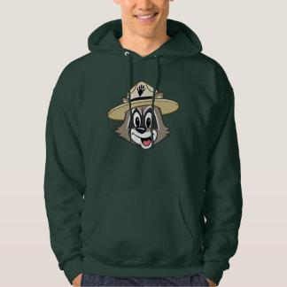 Ranger Rick | Ranger Rick Face Hoodie
