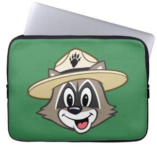 Ranger Rick | Ranger Rick Face Laptop Sleeve