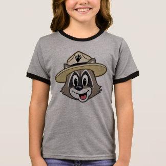 Ranger Rick   Ranger Rick Face Ringer T-Shirt